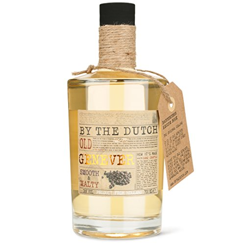 By the Dutch Old Genever/Genievre Mélange pour Cocktail 0.7 L de By the Dutch