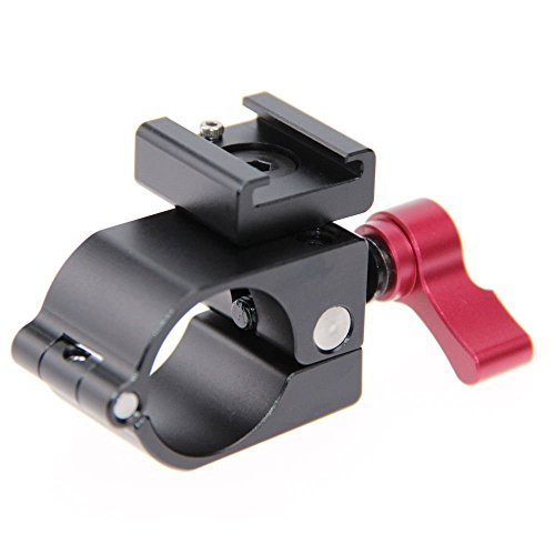 CAMVATE lumière Support Support pince pour DJI ronin-m, modèle freefly Movi - Bouton rouge de CAMVATE