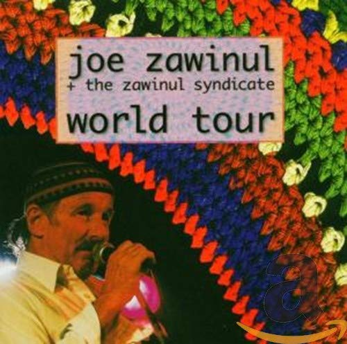 World tour de CD BOXSET