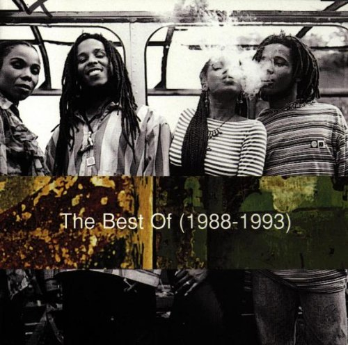 The Best Of ..... (1988-1993) de CD