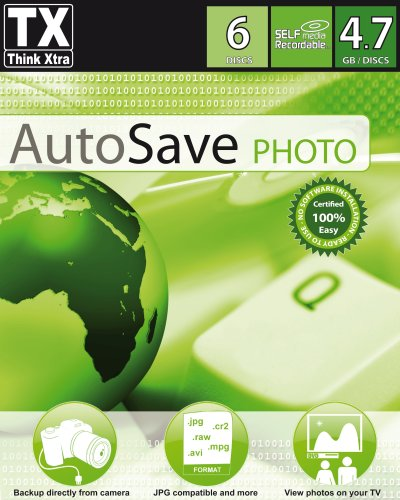 Auto Save Photo [import allemand] de CDV Deutschland GmbH