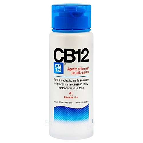 Collutorio Cb 12 250 Ml de CHEFARO PHARMA