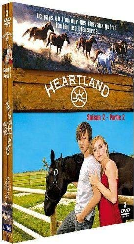 Heartland - Saison 2, Partie 2/2 de Citel Video