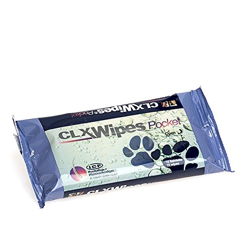 CLX Wipes 15 lingettes de CLX Wipes
