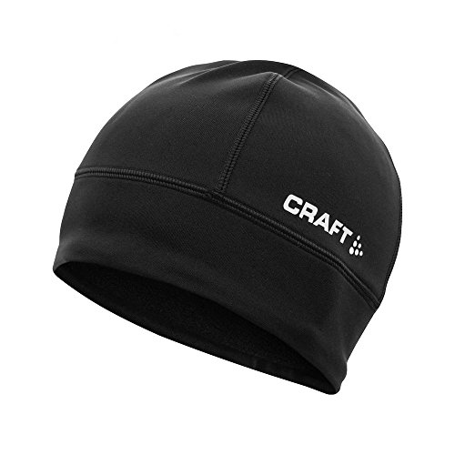 CRAFT CR1902362 Bonnet de course à pied 9900 Noir FR : L-XL (Taille Fabricant : L-XL) de CRAFT
