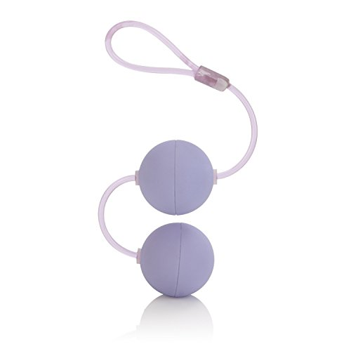 California Exotic Novelties First Time Duo Boules D'amour Violet de California Exotic