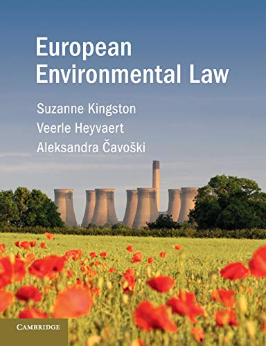 European Environmental Law de Cambridge University Press