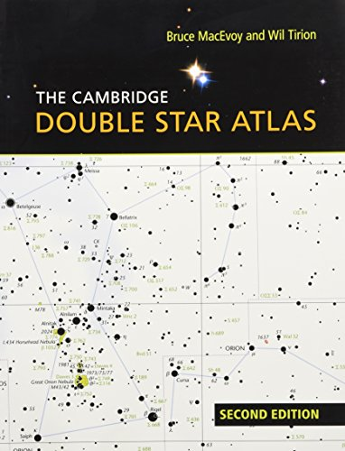 The Cambridge Double Star Atlas de Cambridge University Press