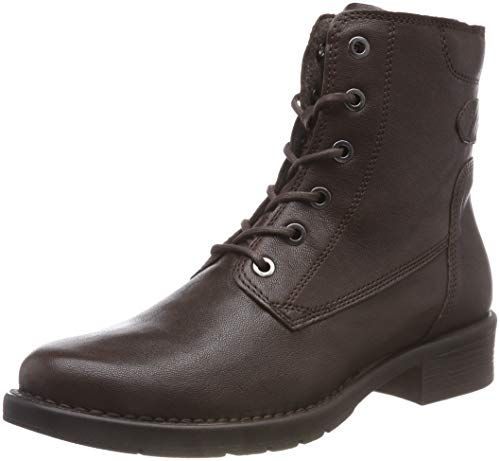 camel active Bright 70, Bottes Motardes Femme, Marron (Mocca 3), 36 EU de camel active