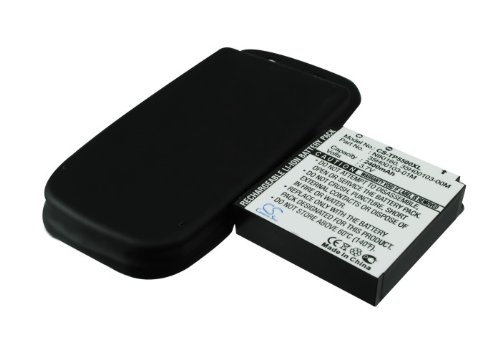 CS-TP5500XL Batterie 2200mAh [T-MOBILE] MDA Touch Plus, [HTC] Neon 300, Nike, Nike 100, Nike 200, P5500, P5520, P5530, Touch Dual, Touch Dual 850, Touch Dual US, [DOPOD] S600, [O2] XDA Star remplace 35H00103-00M, 35H00103-01M, NIKI160 de Cameronsino