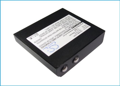 Replacement Battery for Panasonic WX-C1020, WX-C920, PB-900I de Cameronsino