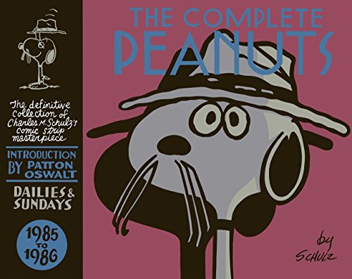 The Complete Peanuts 1985-1986 : Volume 18 de Canongate Books Ltd