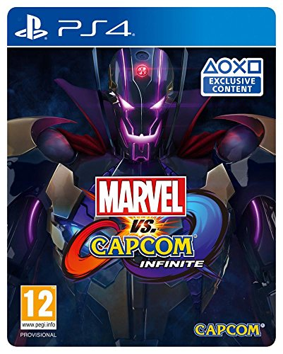 Marvel vs Capcom Infinite Deluxe Steelbook Edition de Capcom