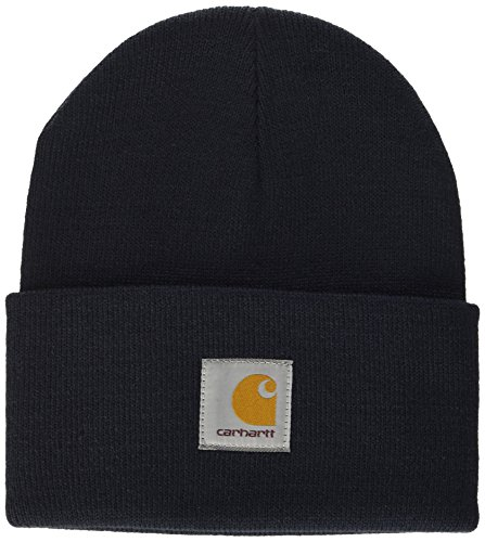 """Carhartt Acrylic Watch Hat, Chapeau Fedora Mixte, Bleu (Navy), Taille Unique (Taille Fabricant: Taglia Unica)"" de Carhartt"