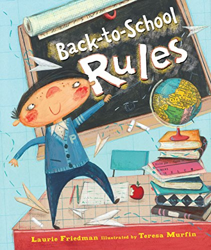 Back-to-School Rules de Carolrhoda Books (R)