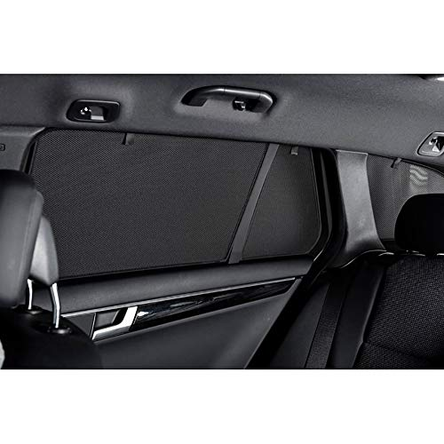 Set de Car Shades compatible avec Nissan Navara (double cab) 2007-2013 de Carshades