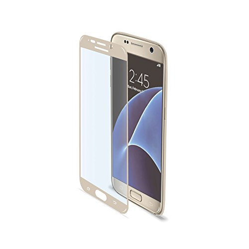 Celly GLASS590GD Protection en verre pour Samsung Galaxy S7 de Celly