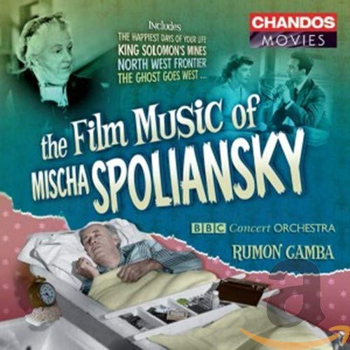 Spoliansky / the Film Music de Chandos Records Ltd