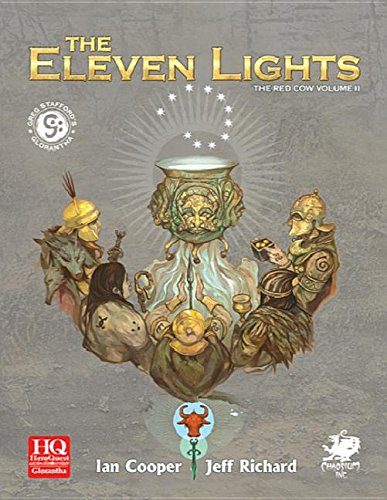 Eleven Lights: The Hero Wars Begin in Dragon Pass de Chaosium Inc