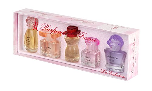 Charrier Parfums Coffret De 5 Eaux De Parfums Miniatures Total 54, 1 Ml de Charrier Parfums