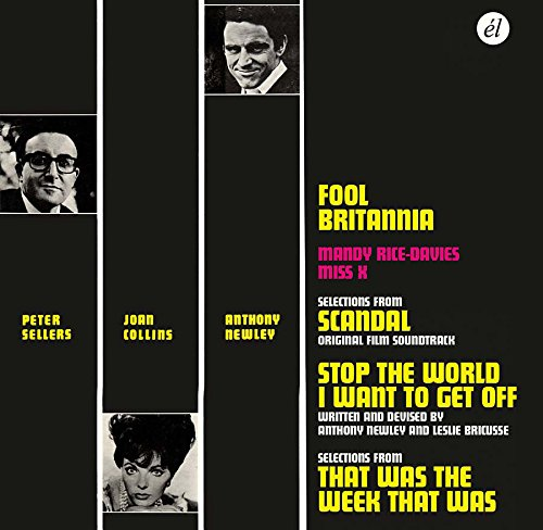 Fool Britannia/Scandal/Stop the World I Want to Get Off de Cherry Red