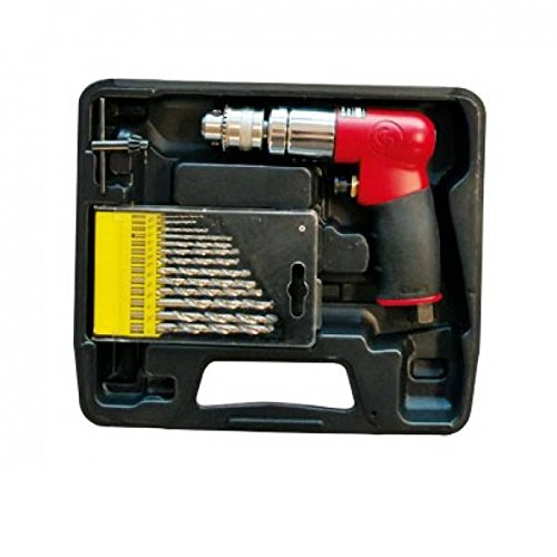 Chicago Pneumatic 0001702 Compact et confortable Pneu minitaladro Kit de Chicago Pneumatic