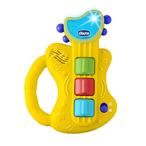 Chicco 00009620000000 Musical Guitar, multicolore de Chicco
