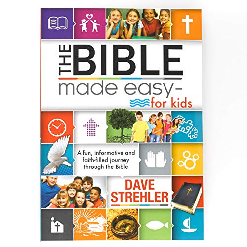 The Bible Made Easy for Kids de Christian Art Gifts