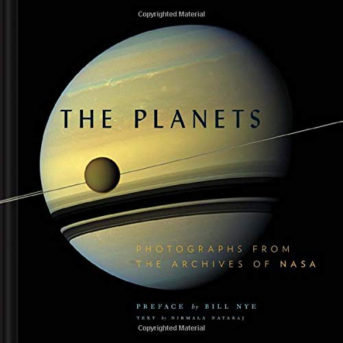 The planets-photographs from the archives of NASA de Chronicle Books