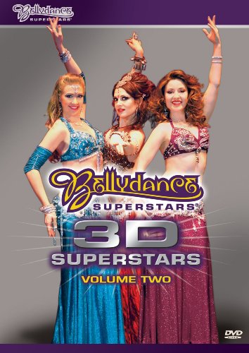 Bellydance Superstars: 3D Superstars: Volume 2 [Import anglais] de Cia - Copeland Int'L