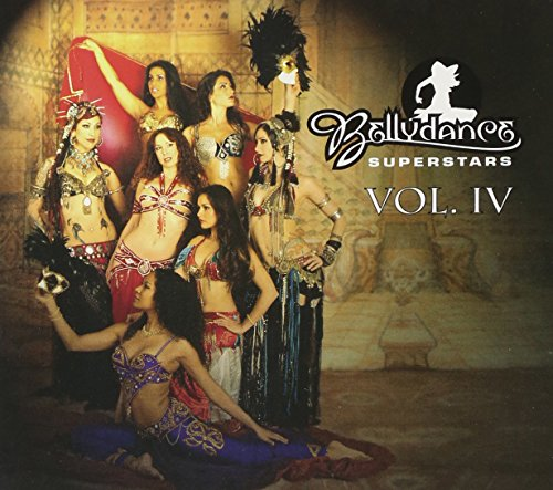 Bellydance Superstars Vol.4 de Cia - Copeland Int'l