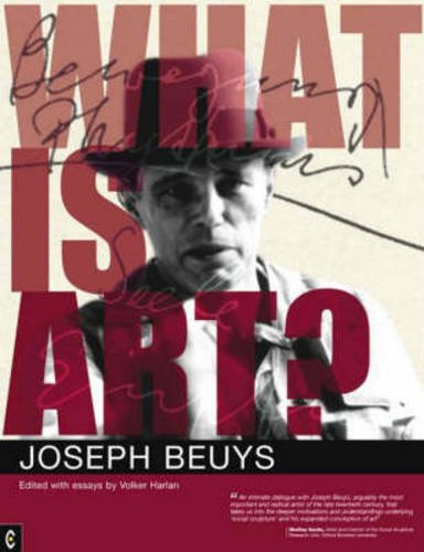 What Is Art?: Conversations with Joseph Beuys de Clairview Books