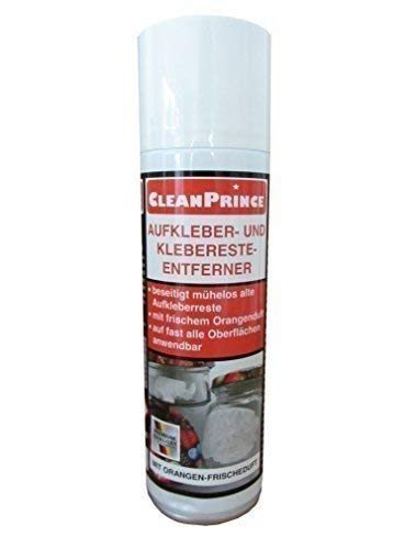 Nettoyant pour autocollants CleanPrince 300 ml de CleanPrince