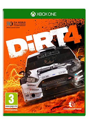 Dirt 4 Xbox One Game de Codemasters