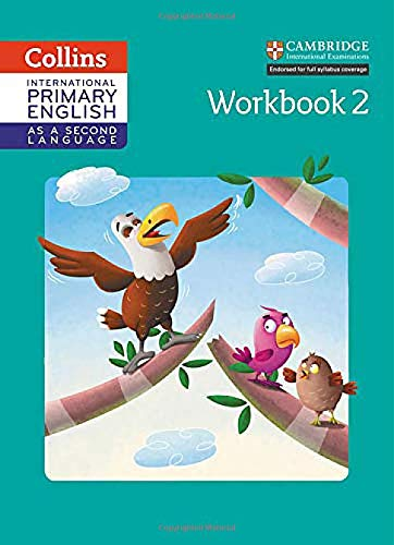 Cambridge Primary English as a Second Language Workbook: Stage 2 de Collins