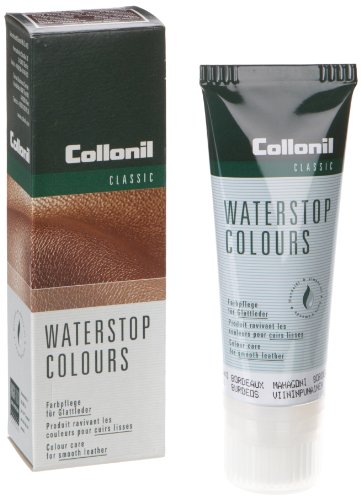 Collonil Waterstop Classic, Cirage - Rouge (Bordeaux), 75 ml de Collonil