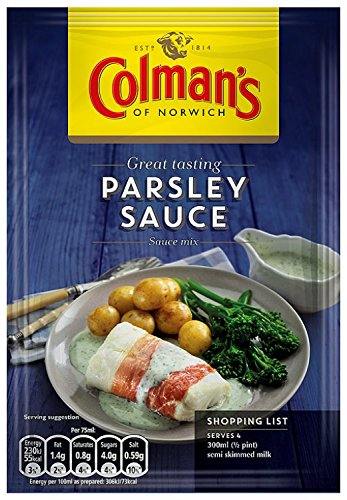 Colmans - Colman'S Parsley Sauce Mix 20G de Colman's