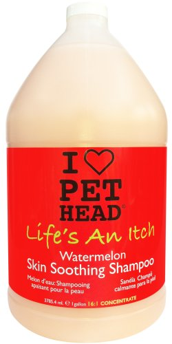 Company of Animals Pet Head Life's An Itch Shampooing Pastèque pour Chien 3,79 L de Company of Animals