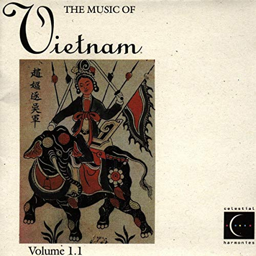 The Music Of Vietnam Vol 1 [Import allemand] de Concord