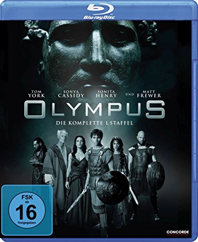 Olympus-die Komplette 1.Staffel (Blu-Ray) de Concorde Home Entertainment Gmbh