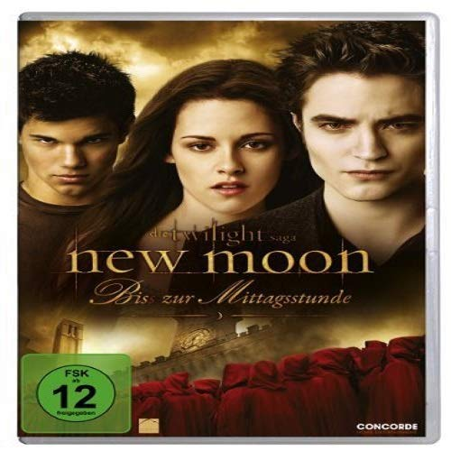 New Moon-BIS(S) zur Mittagsstunde (DVD) [Import] de Concorde Video