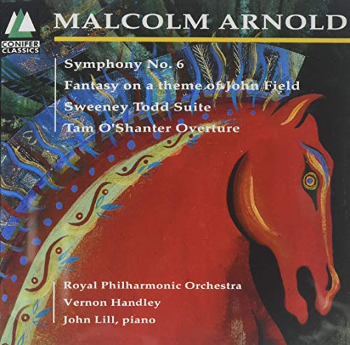 Symphony 6 / Fantasy on a Theme of John Field de Conifer