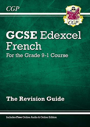 New GCSE French Edexcel Revision Guide for 9-1 de Coordination Group Publications Ltd (CGP)