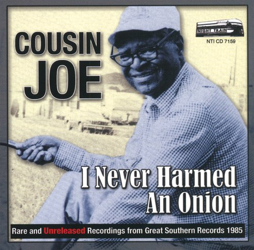 I Never Harmed An Onion de Cousin Joe