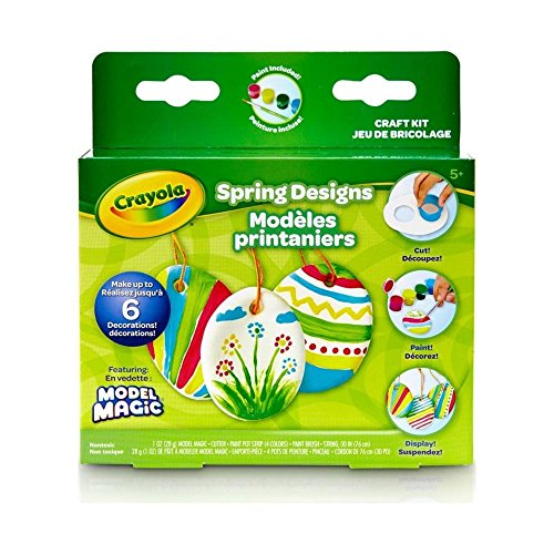 CRAYOLA - 57-2016-E-000 - Kit Créations De Printemps 57-2016-E-000 Magic de CRAYOLA
