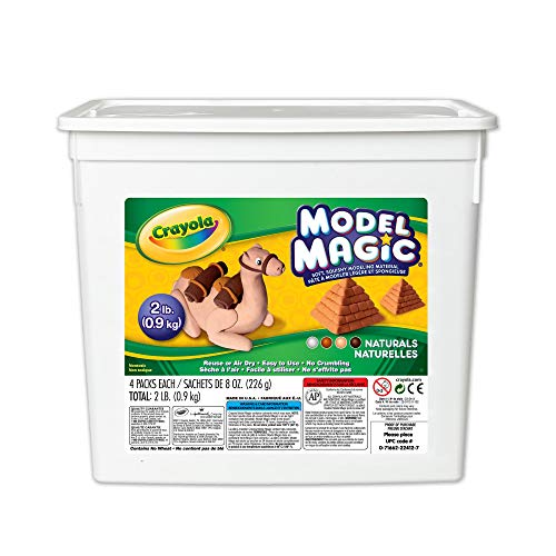Crayola 23–2412 Modèle Magic Naturals, 0,9 kilogram. de Crayola
