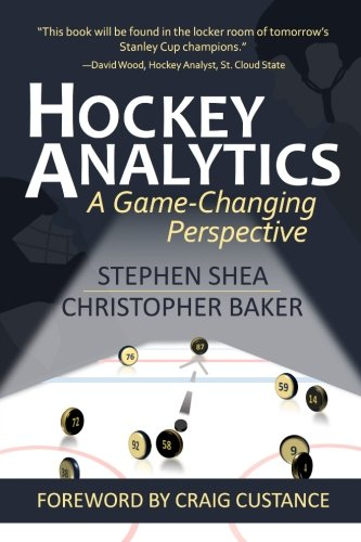 Hockey Analytics: A Game-Changing Perspective de CreateSpace Independent Publishing Platform