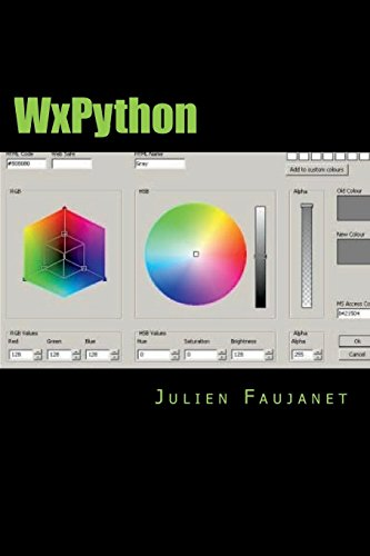 WxPython: Créez des interfaces graphiques facilement en Python de CreateSpace Independent Publishing Platform