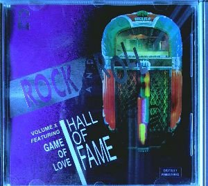 Game Of Love,Rock 'n' Roll Hall Of Fame (UK Import) de Creative Sounds