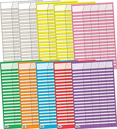 Creative Teaching Press Petite vertical Incitative Chart Violet (5171) multicolore de Creative Teaching